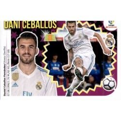 Dani Ceballos Real Madrid 13B Real Madrid 2018-19