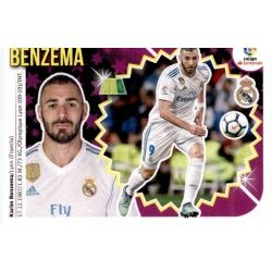 Benzema Real Madrid 16 Real Madrid 2018-19