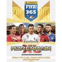 Collection Adrenalyn XL FIFA 365 2020