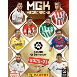Colección Panini Megacracks 2020-2021