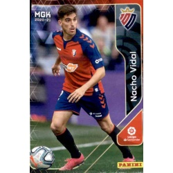 Nacho Vidal Osasuna 238