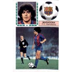 Maradona Barcelona Este 1983-84