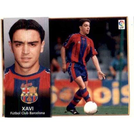 Xavi Barcelona Este 1998-99