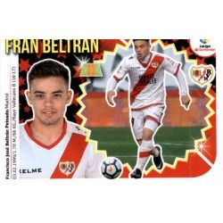 Fran Beltrán Rayo Vallecano 9 Rayo Vallecano 2018-19