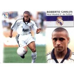 Roberto Carlos Real Madrid Este 1999-00