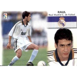 Raul Real Madrid Este 1999-00
