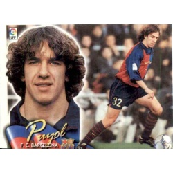 Puyol Barcelona Este 2000-01