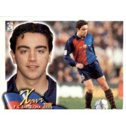 Xavi Barcelona Este 2000-01