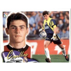 Iker Casillas Real Madrid Este 2000-01