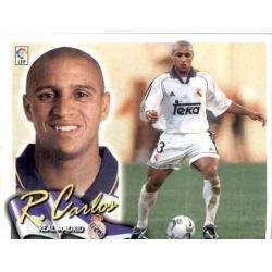 Roberto Carlos Real Madrid Este 2000-01