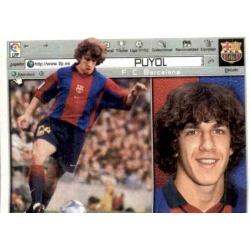 Puyol Barcelona Este 2001-02