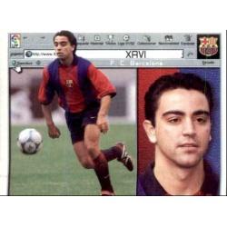 Xavi Barcelona Este 2001-02