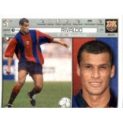 Rivaldo Barcelona Este 2001-02