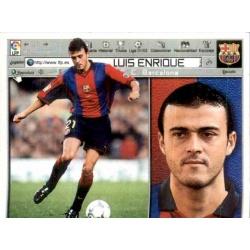 Luis Enrique Barcelona Este 2001-02
