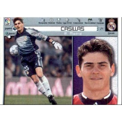 Iker Casillas Real Madrid Este 2001-02