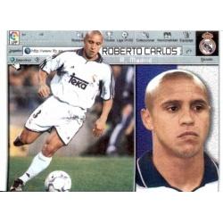 Roberto Carlos Real Madrid Este 2001-02