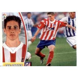 Fernando Torres Atlético Madrid Este 2003-04