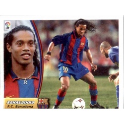 Ronaldinho Barcelona Este 2003-04