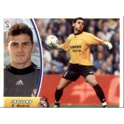 Casillas Real Madrid Este 2003-04