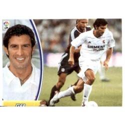 Figo Real Madrid Este 2003-04