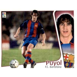 Puyol Barcelona Este 2004-05