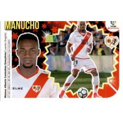 Manucho Rayo Vallecano 15 Rayo Vallecano 2018-19