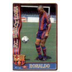 Ronaldo Barcelona Mundicromo 1996-97