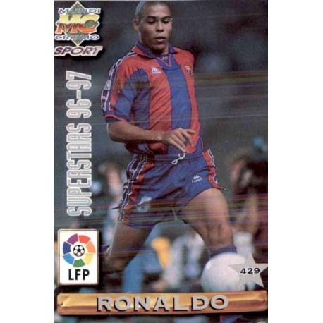 Ronaldo - Giovani Barcelona Mundicromo 1996-97