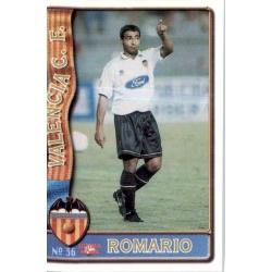 Romario Valencia Mundicromo 1996-97