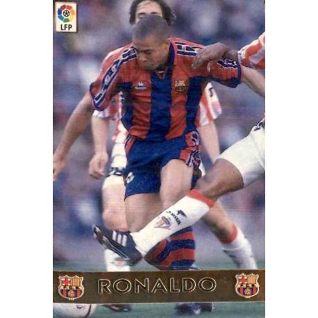 Ronaldo Los Mejores Barcelona Mundicromo 1997-98