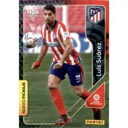 Luis Suárez Atlético Madrid Nuevo Fichaje 444