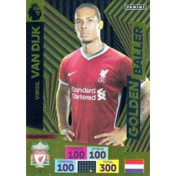 Virgil van Dijk Liverpool Rare 1