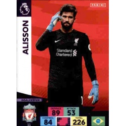 Alisson Becker Liverpool 11