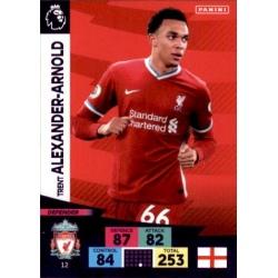 Trent Alexander-Arnold Liverpool 12