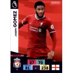 Joe Gomez Liverpool 13