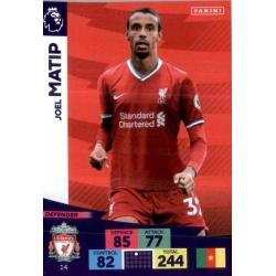 Joel Matip Liverpool 14