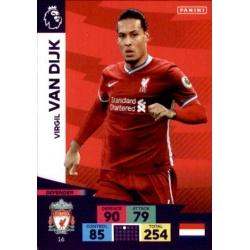 Virgil van Dijk Liverpool 16