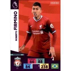 Roberto Firmino Liverpool 22