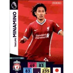 Takumi Minamino Liverpool 24
