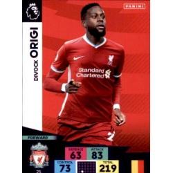 Divock Origi Liverpool 25