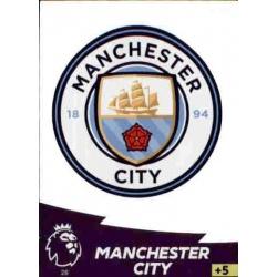 Club Badge Manchester City 28