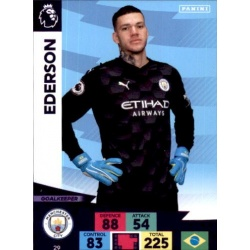 Ederson Manchester City 29