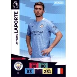 Aymeric Laporte Manchester City 30