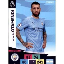 Nicolas Otamendi Manchester City 32