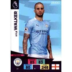 Kyle Walker Manchester City 34