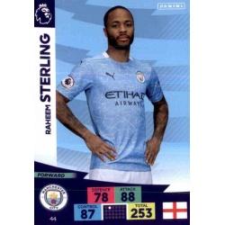 Raheem Sterling Manchester City 44