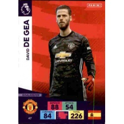 David De Gea Manchester United 47
