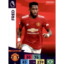 Fred Manchester United 53