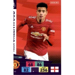 Mason Greenwood Manchester United 60