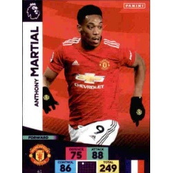 Anthony Martial Manchester United 61